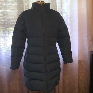 Lands End down stuffed jacket like new